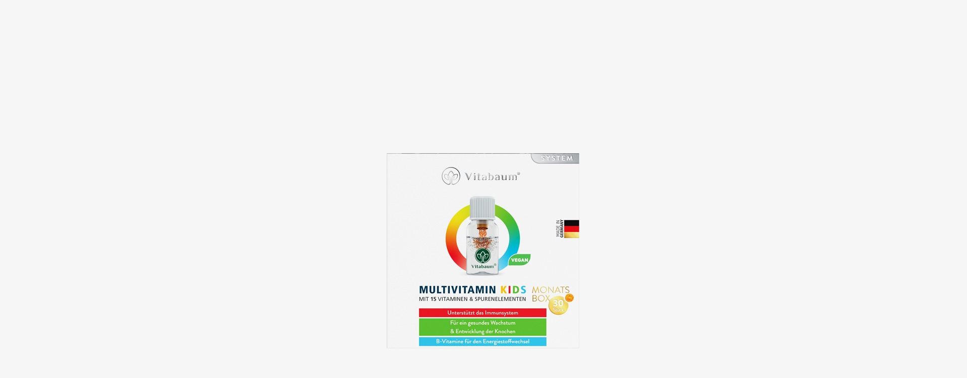 VITABAUM KIDS VITAMIN